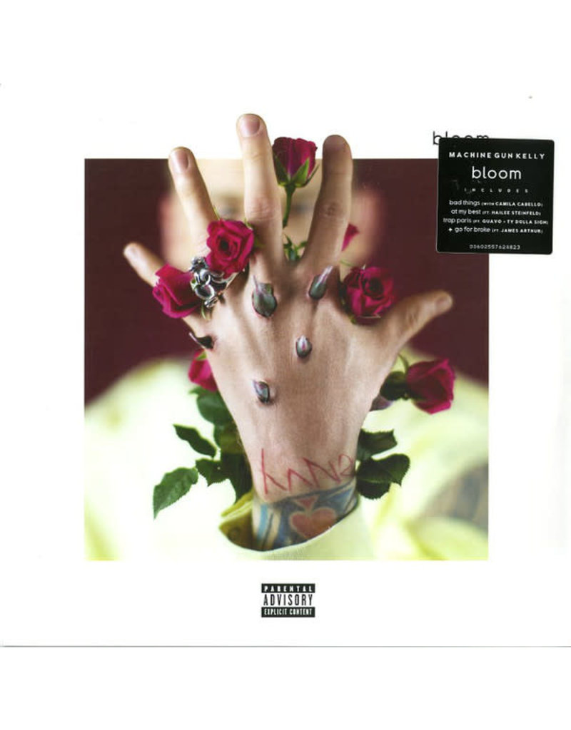 HH Machine Gun Kelly ‎– Bloom LP