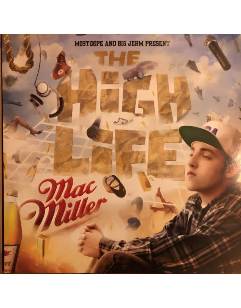 HH Mac Miller – The High Life LP