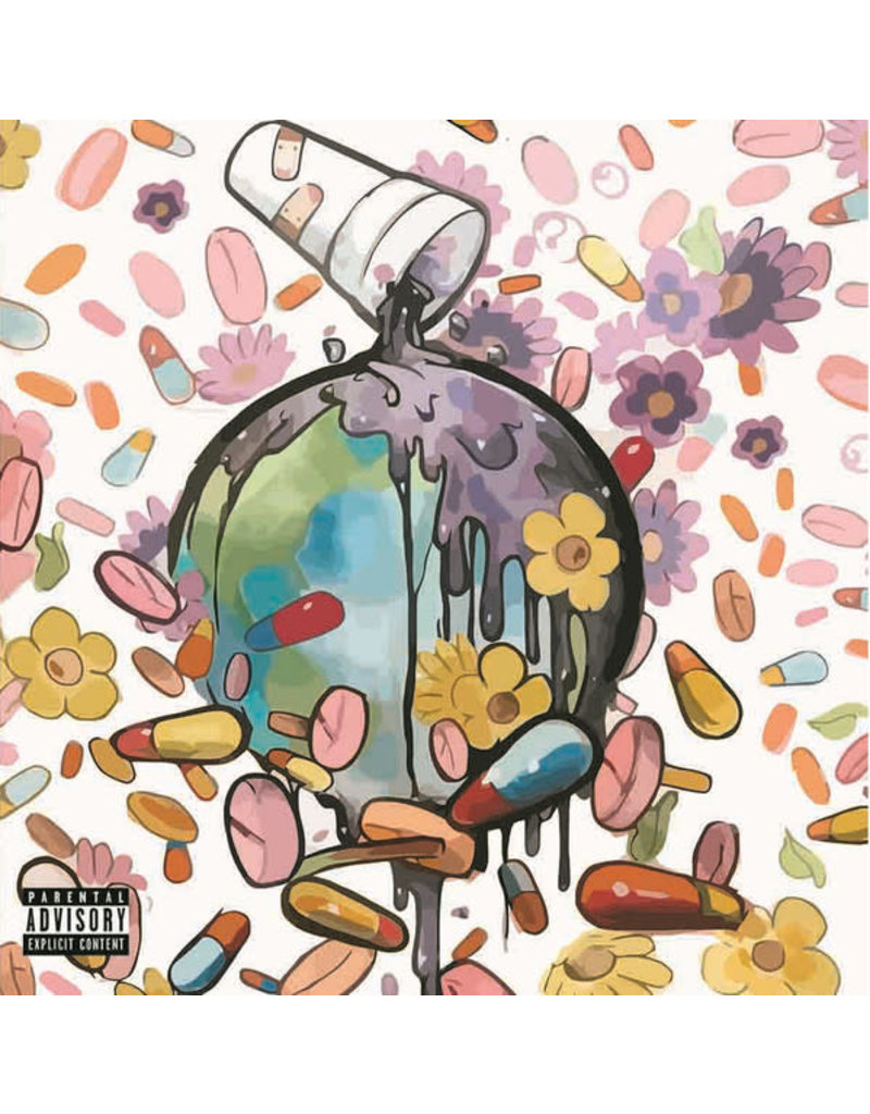 HH Future & Juice WRLD ‎– WRLD On Drugs 2LP