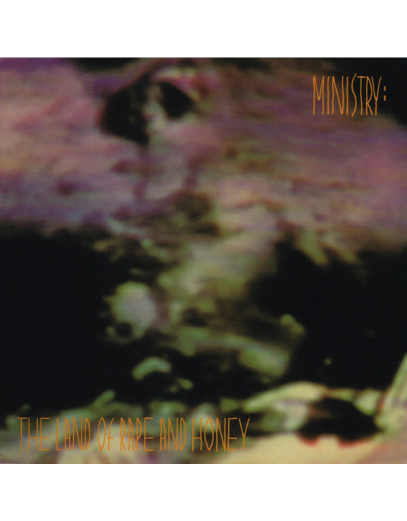 RK Ministry ‎– The Land Of Rape And Hone LP
