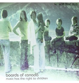 EL Boards Of Canada - Music Has The Right To Children LP