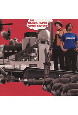 RK The Black Keys - Rubber Factory LP