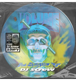 DJ Screw – Bigtyme Vol II All Screwed Up (Picture Disc) LP