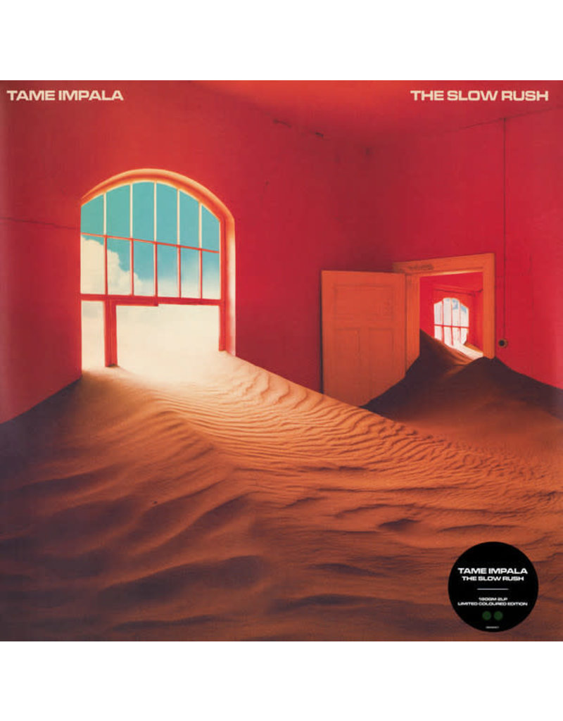 Tame Impala - The Slow Rush 2LP (Forest Green Ltd)