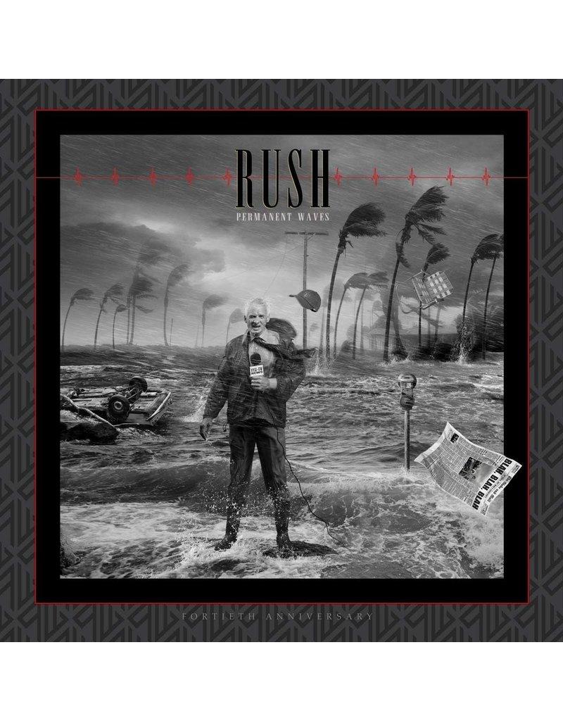 Rush - Permanent Waves (40th Anniversary Edition) 3LP