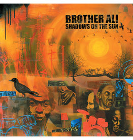 Brother Ali - Shadows On The Sun 2LP