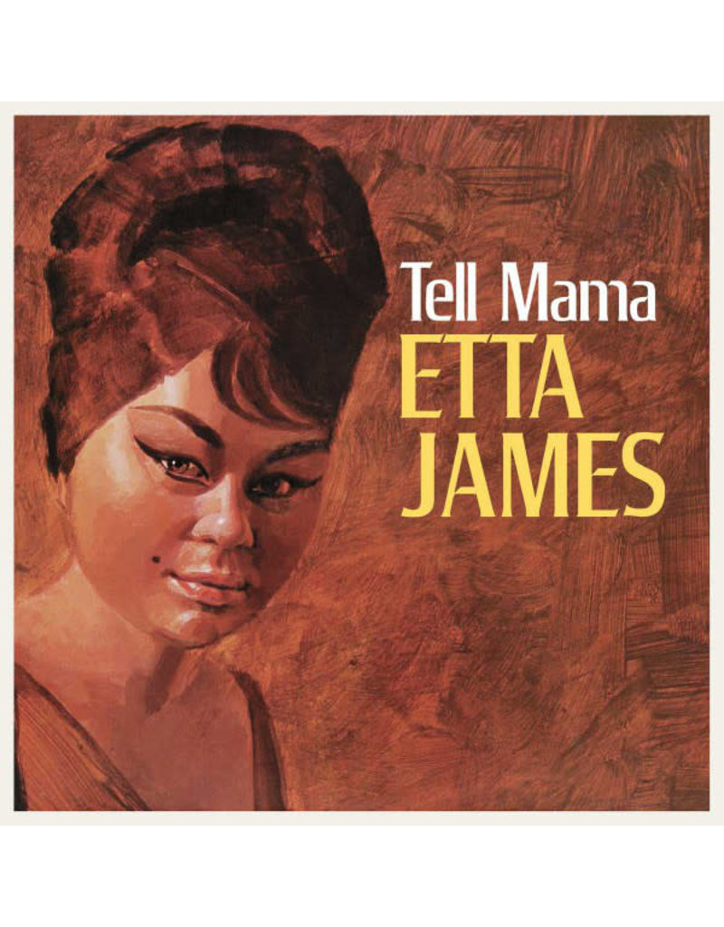 FS Etta James - Tell Mama LP