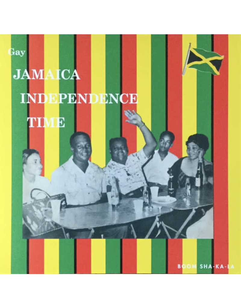 Various – Gay Jamaica Independence Time LP