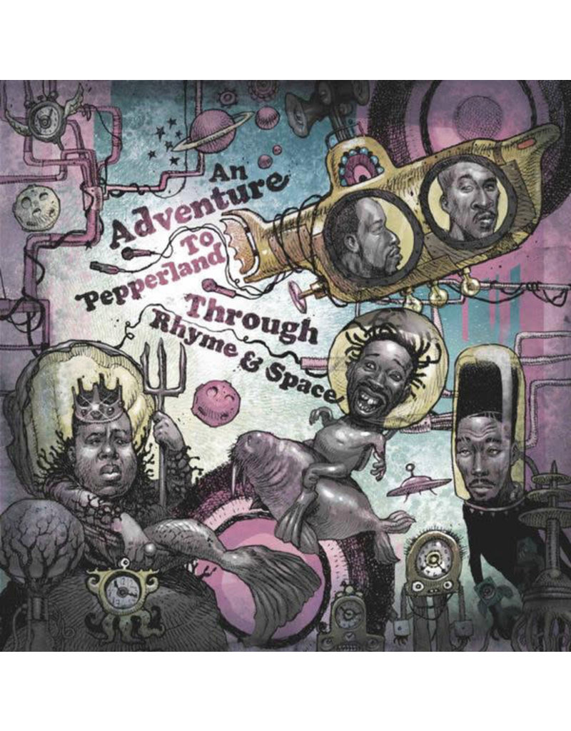 HH Tom Caruana – An Adventure To Pepperland Through Rhyme & Space 2LP