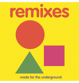 HH Jazz Spastiks & Penpals - Remixes: Made For The Underground 2LP