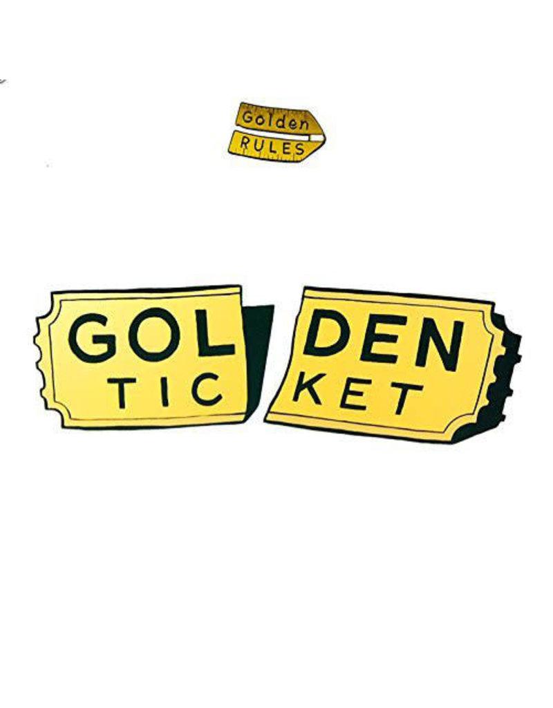 HH Golden Rules – Golden Ticket 2LP