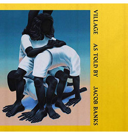 FS - FUNK/SOUL/RAREGROOVE Jacob Banks ‎– Village LP