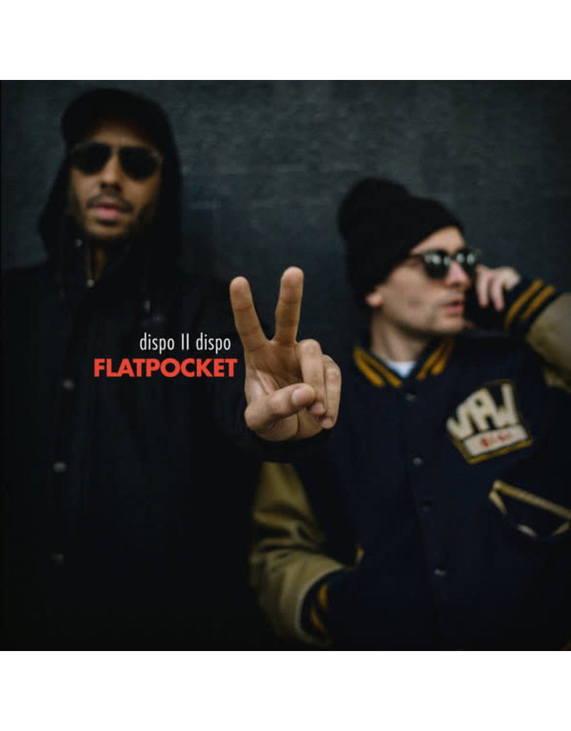 HH Flatpocket ‎– Dispo II Dispo LP