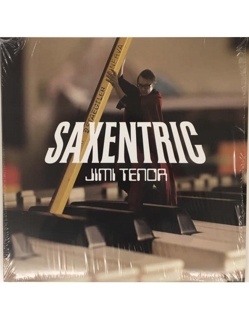 FS Jimi Tenor - Saxentric LP