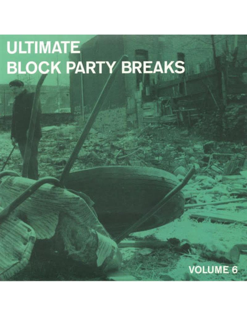 BB Paul Nice – Ultimate Block Party Breaks Volume 6 LP