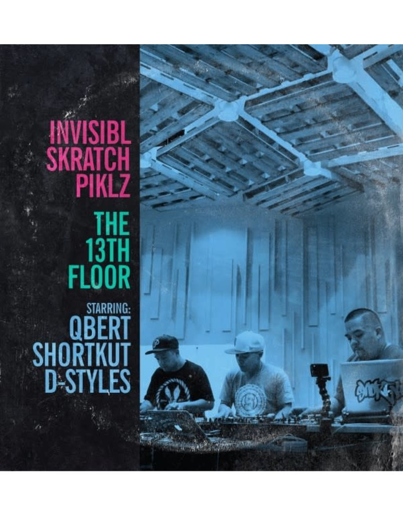 BB Invisibl Skratch Piklz – The 13th Floor 2LP