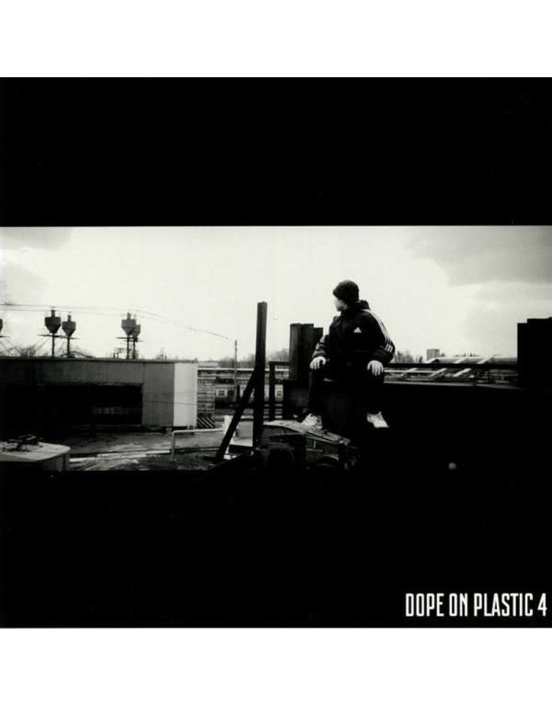 BB Various – Dope On Plastic 4 LP