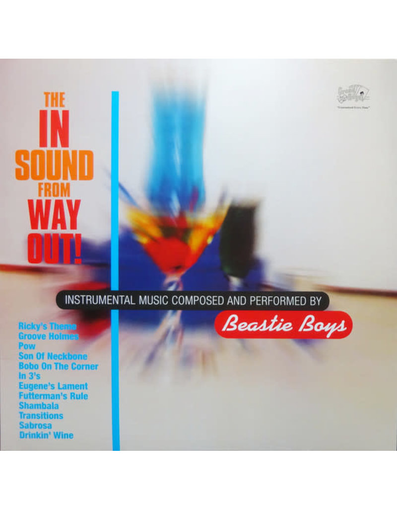 HH Beastie Boys ‎– The In Sound From Way Out! LP