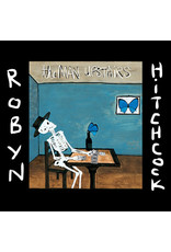 RK Robyn Hitchcock ‎– The Man Upstairs LP