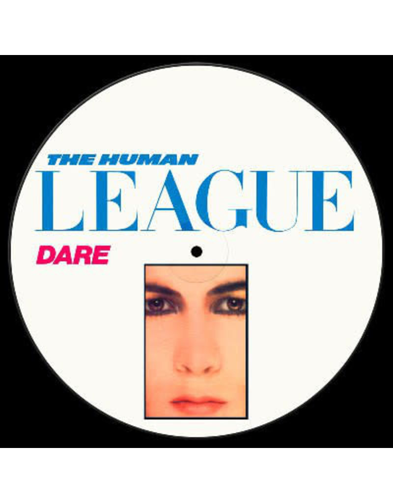 """RK The Human League – Dare (Picture Disc) 12"""""""