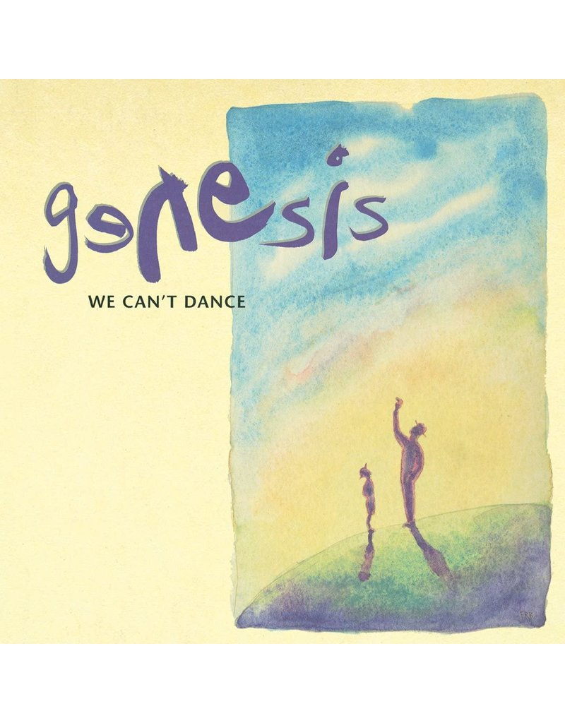 HH Genesis – We Can't Dance 2LP