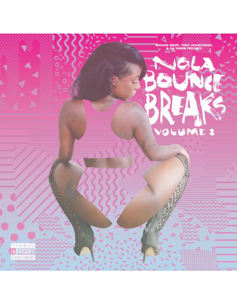 BB Quickie Mart, Tony Skratchere, DJ Yamin – NOLA Bounce Breaks Volume 2 LP