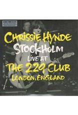 RK Chrissie Hynde ‎– Stockholm Live At The 229 Club London, England 10""
