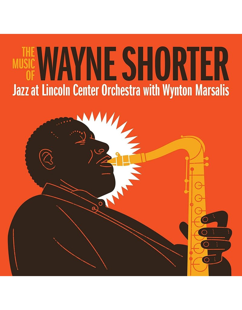 Jazz At Lincoln Center Orchestra With Wynton Marsalis ‎– The Music Of Wayne Shorter 3LP