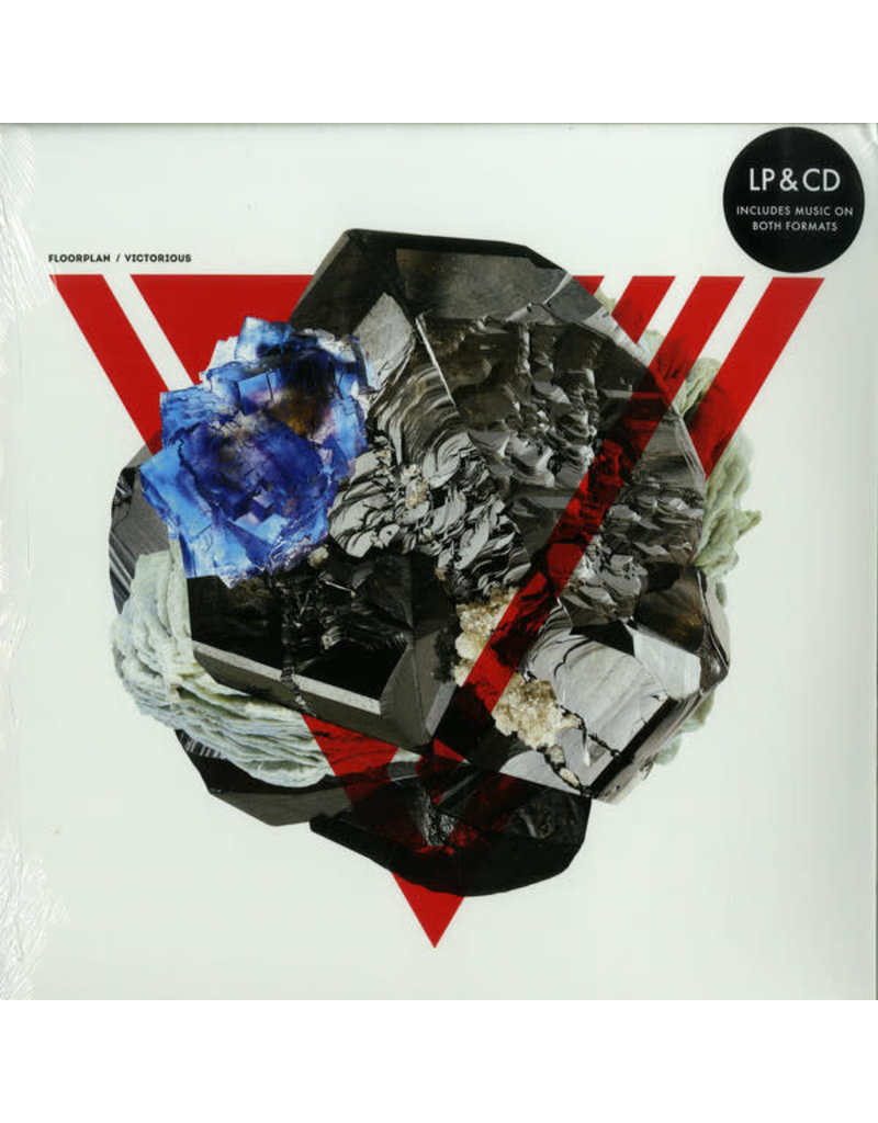TN Floorplan - Victorious 3LP+CD (2016)