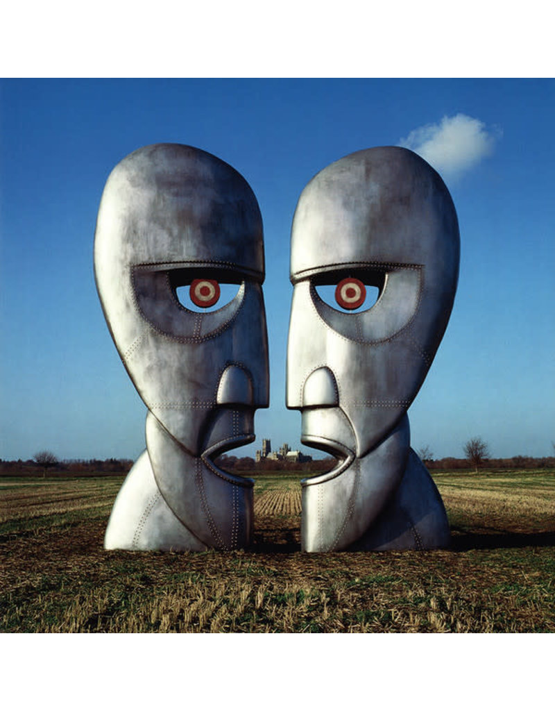 RK Pink Floyd – The Division Bell 2LP