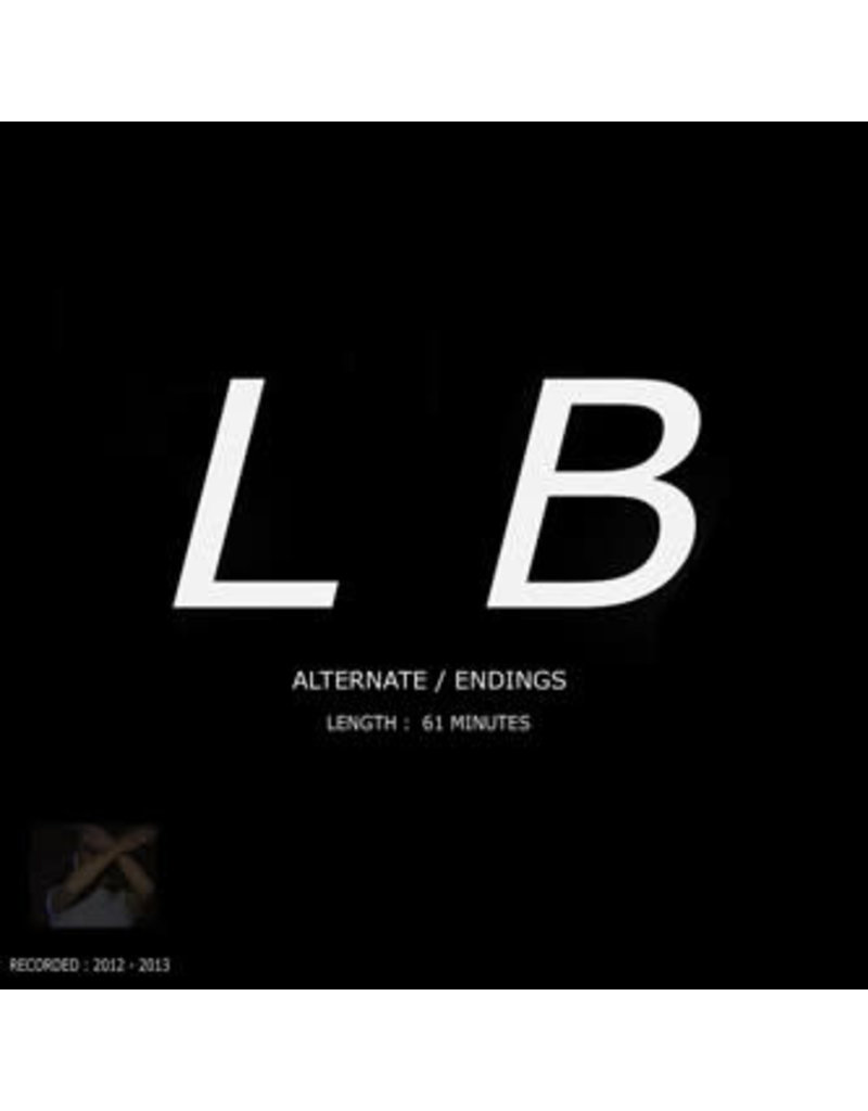 Lee Bannon ‎– Alternate/Endings 2LP