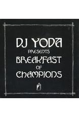 DJ Yoda – Breakfast Of Champions LP