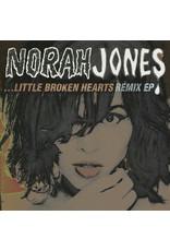 """NORAH JONES - LITTLE BROKEN HEARTS REMIX 10"""""""