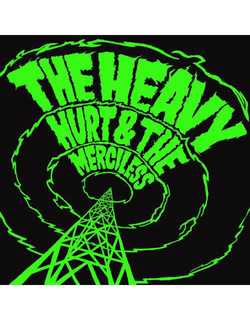 RK The Heavy ‎– Hurt & The Merciless LP