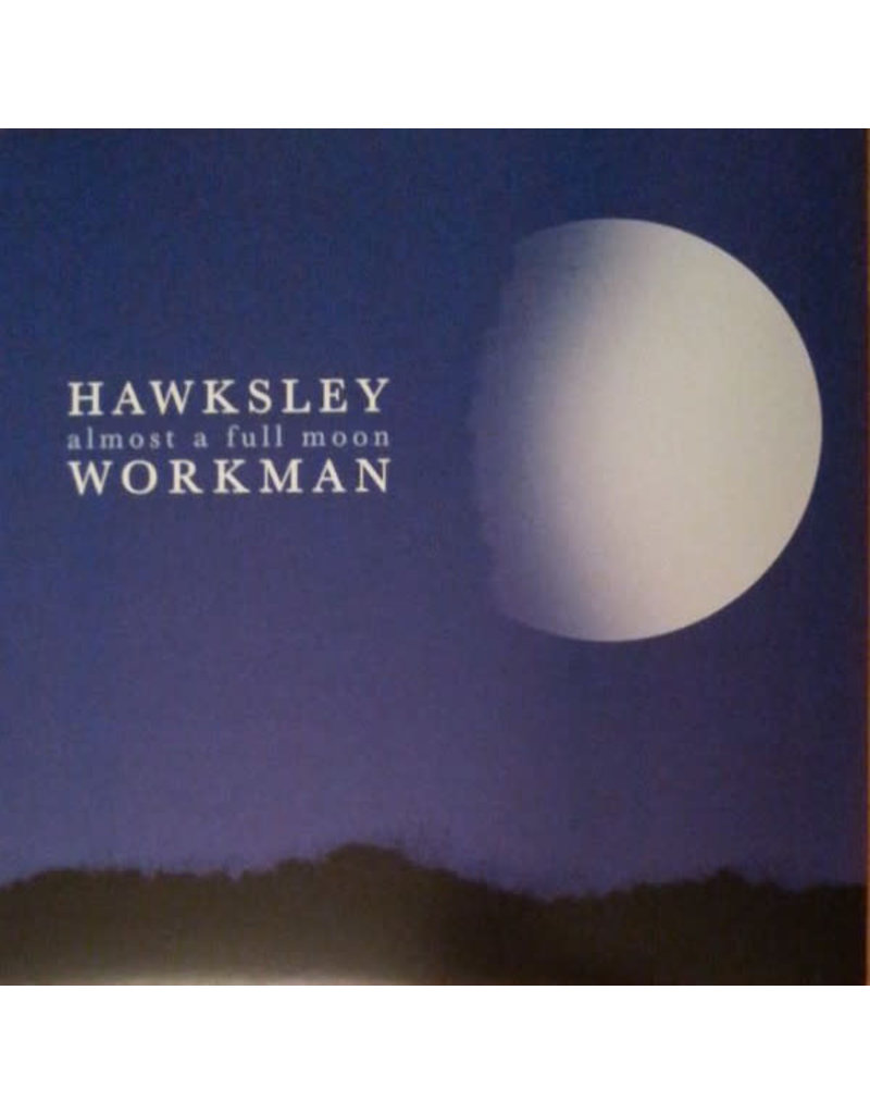 RK Hawksley Workman ‎– Almost A Full Moon LP