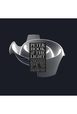 RK Peter Hook & The Light - Unknown Pleasures Tour 2012 Live In Leeds Volume Three LP (2017), Limited 2000, White