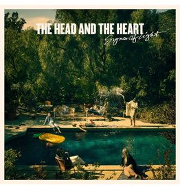 IN The Head And The Heart - Signs Of Light LP (2016)