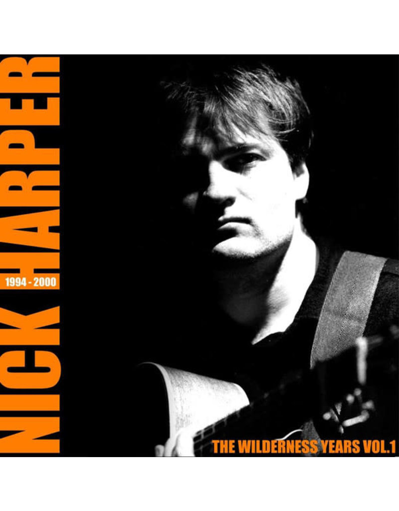 RK Nick Harper - The Wilderness Years 1994-2000 Vol.1 LP (2015)
