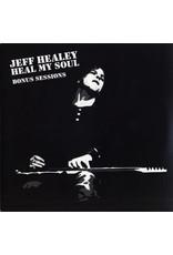 "RK Jeff Healey - Heal My Soul: Bonus Sessions 10"" (2016)"