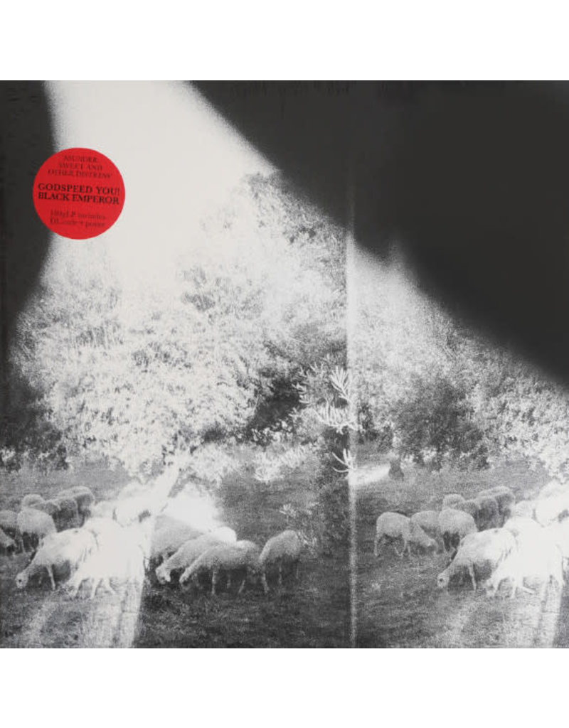 RK Godspeed You! Black Emperor ‎– Asunder, Sweet And Other Distress LP