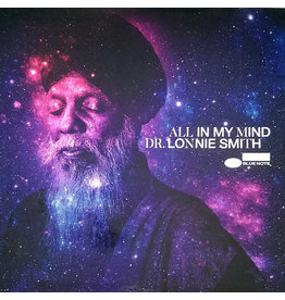 Lonnie Smith ‎– All In My Mind LP
