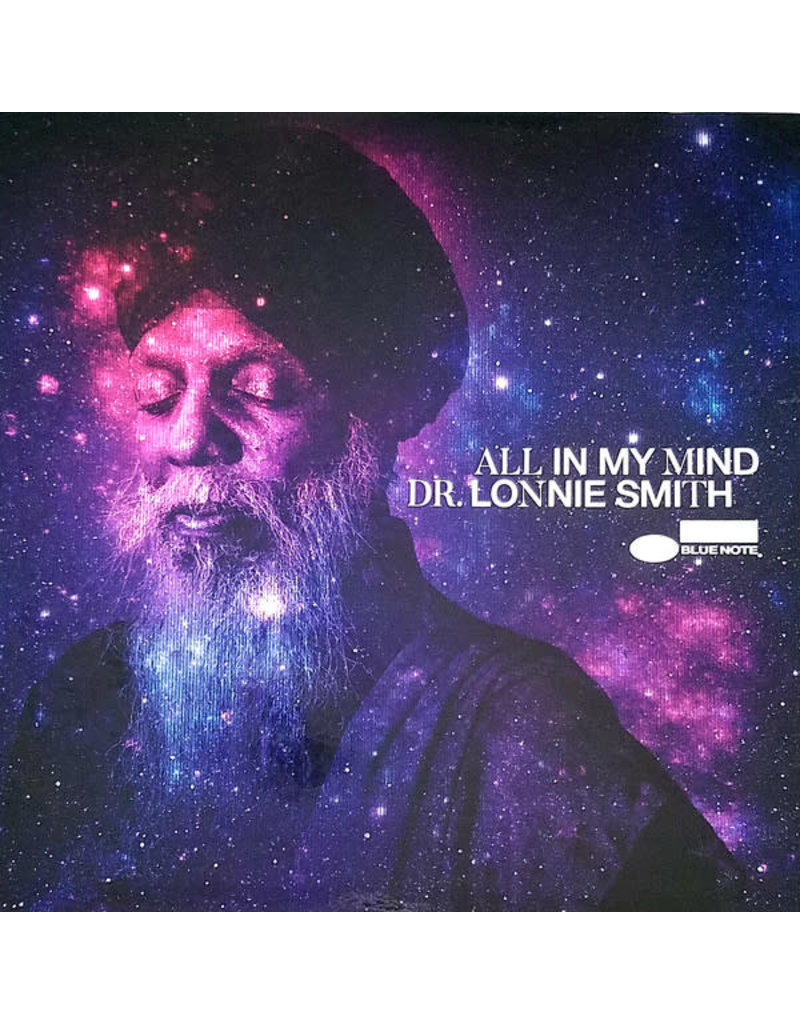 Lonnie Smith – All In My Mind LP (Tone Poet)