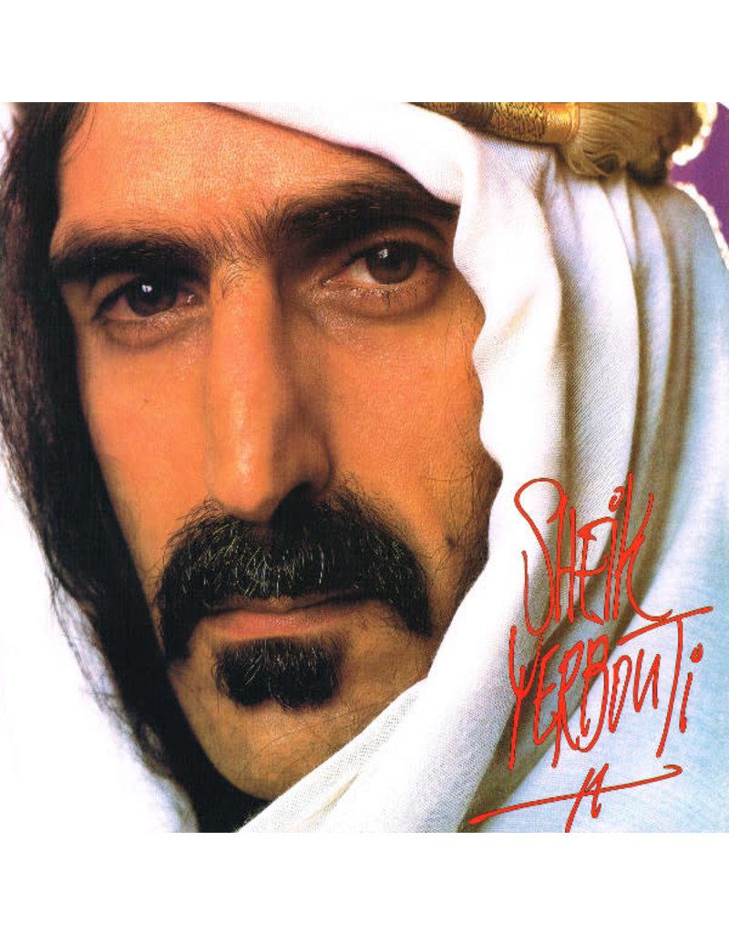Frank Zappa – Sheik Yerbouti 2LP