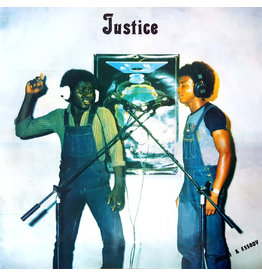 Dibson & Essody – Justice LP