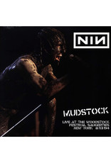Nine Inch Nails ‎– Mudstock: Live At The Woodstock Festival, Saugerties, New York 8/13/94 2LP