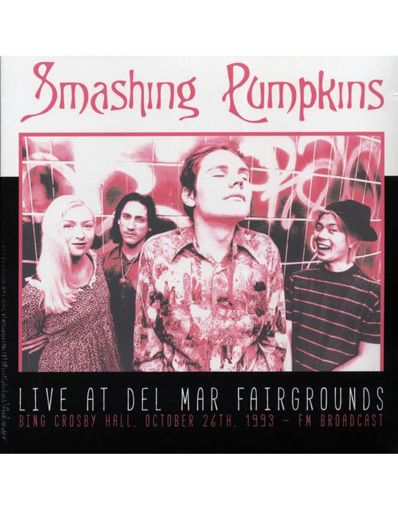 Smashing Pumpkins – Live At Del Mar Fairgrounds (Bing Crosby Hall, October 26th, 1993 FM Broadcast) LP