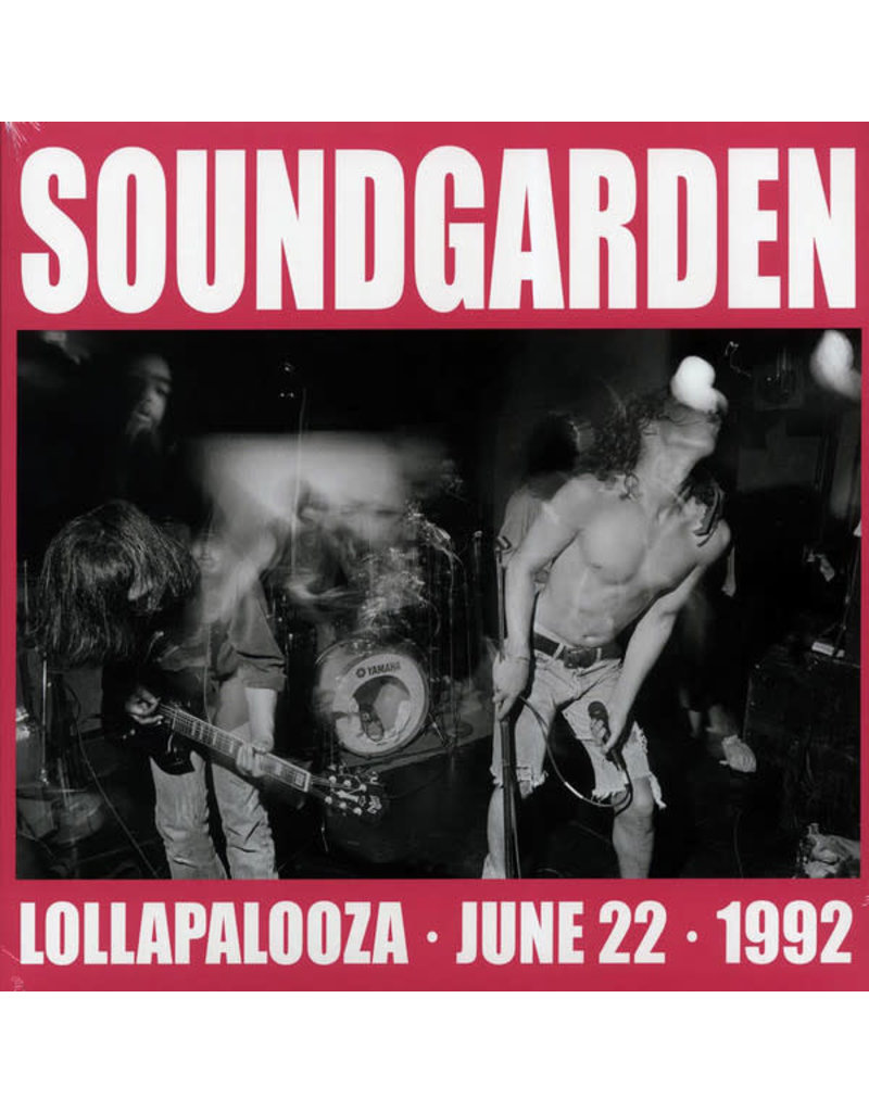 Soundgarden – Lollapalooza June 22, 1992 LP