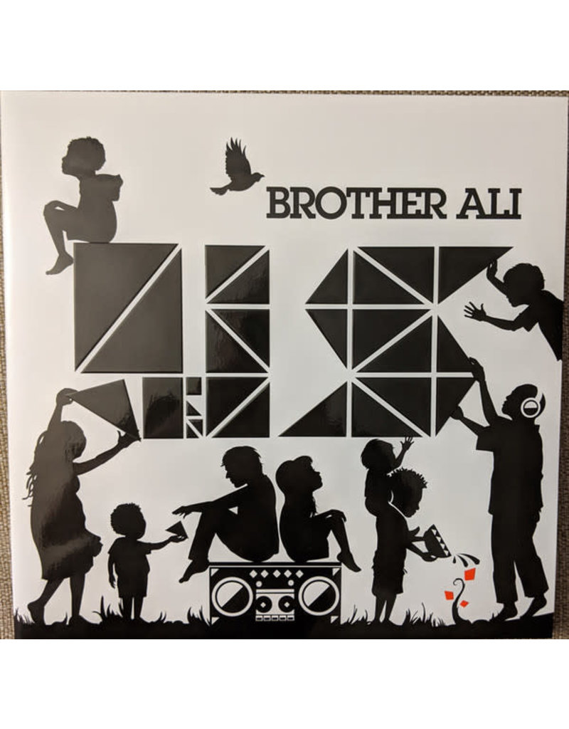 Brother Ali ‎– Us 2LP
