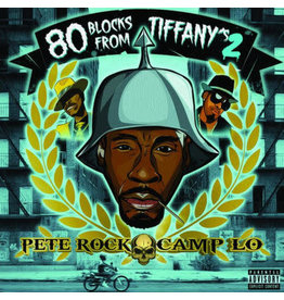 Pete Rock & Camp Lo ‎– 80 Blocks From Tiffany's 2 LP