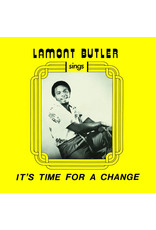 Lamont Butler ‎– It's Time For A Change LP